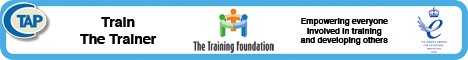Click here to visit The Training Foundation Website